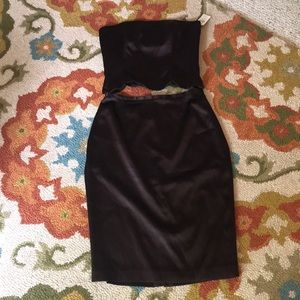 SOLD* NWT Kay Unger silk 2-pc